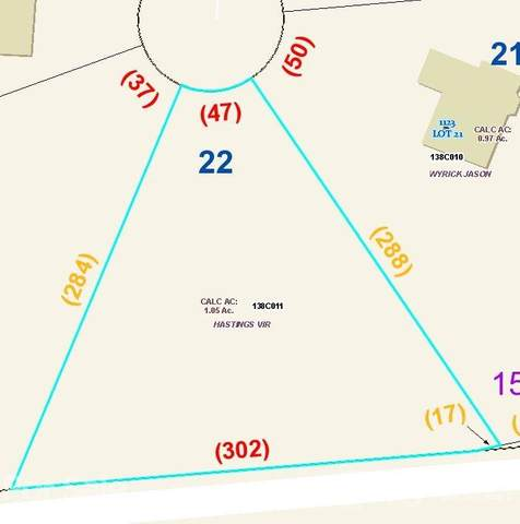 1116 Hastings Court #22, China Grove, NC 28023 (#3767419) :: Rowena Patton's All-Star Powerhouse