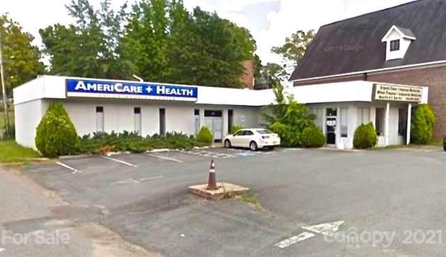 608 Salisbury Street, Wadesboro, NC 28170 (#3767459) :: Stephen Cooley Real Estate Group