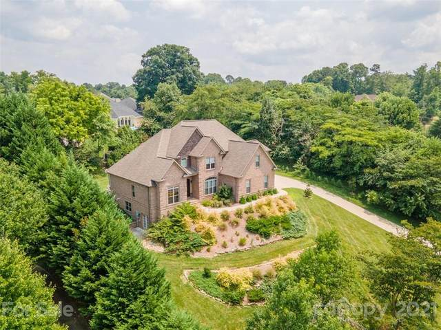 150 43rd Avenue Drive NW, Hickory, NC 28601 (#3767463) :: Homes Charlotte