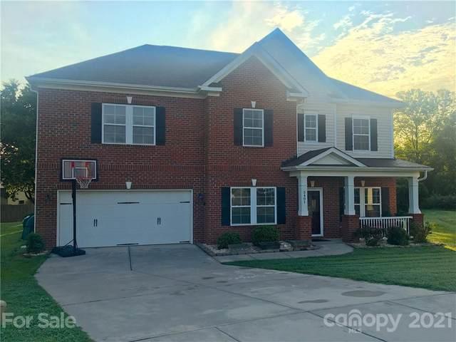 5401 Hackberry Lane, Concord, NC 28027 (#3767474) :: Exit Realty Elite Properties
