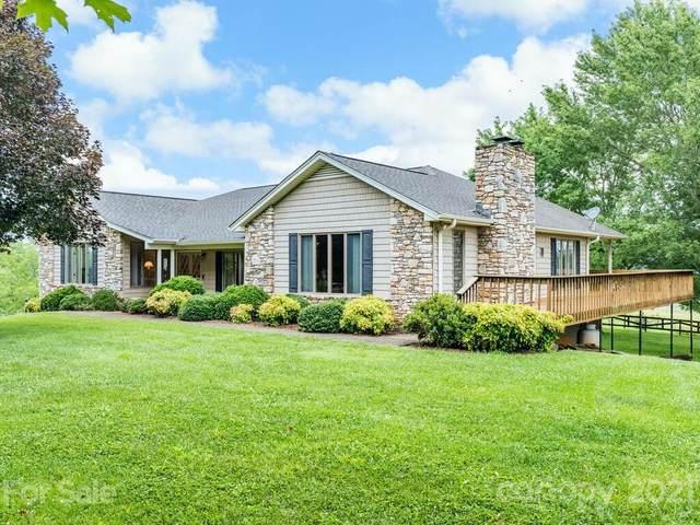 125 Greenridge Road, Weaverville, NC 28787 (#3767537) :: High Vistas Realty