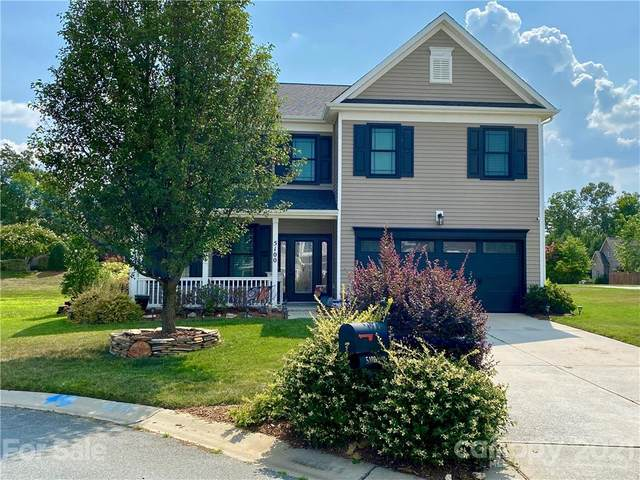 5100 Candleglow Court, Indian Trail, NC 28079 (#3767539) :: Hansley Realty