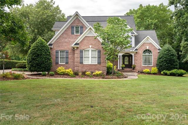114 Trappers Ridge Drive, Rockwell, NC 28138 (MLS #3767541) :: RE/MAX Journey