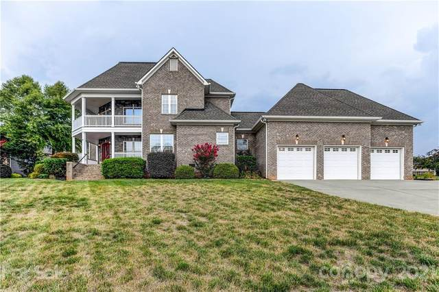 185 Hickory Hill Road, Mooresville, NC 28117 (#3767548) :: Keller Williams South Park