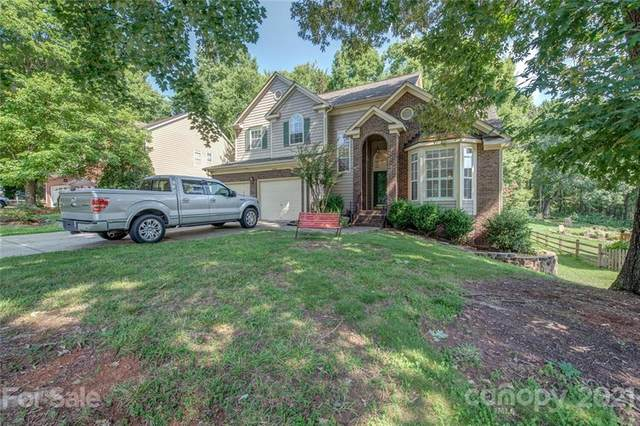 4626 Dellfield Way, Charlotte, NC 28269 (#3767590) :: MartinGroup Properties