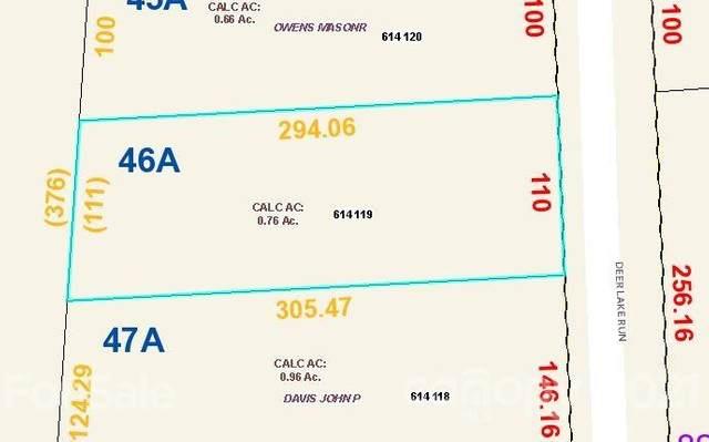 0 Deer Lake Run, Salisbury, NC 28146 (#3767624) :: Carver Pressley, REALTORS®