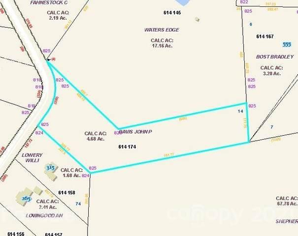 0 Waters Road, Salisbury, NC 28146 (#3767631) :: Rowena Patton's All-Star Powerhouse