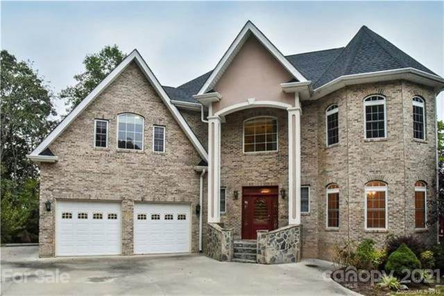 55 Timberwood Drive, Asheville, NC 28806 (#3767674) :: Keller Williams Professionals