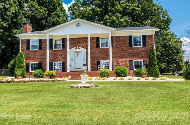 3412 Dallas Street, Lenoir, NC 28645 (#3767700) :: Home and Key Realty