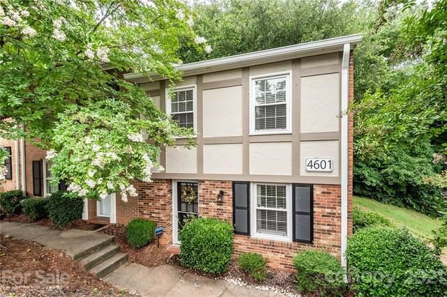 4601 Hedgemore Drive, Charlotte, NC 28209 (#3767720) :: Carmen Miller Group