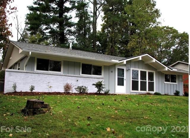 10 Dogwood Court, Asheville, NC 28805 (#3767721) :: Keller Williams South Park