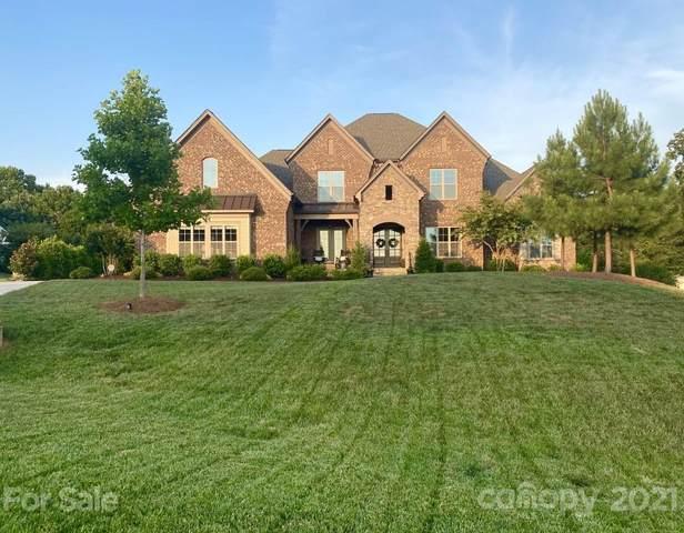 513 Winter Wheat Court, Matthews, NC 28104 (#3767753) :: MartinGroup Properties