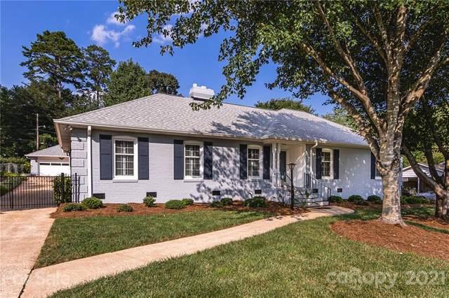 4801 Addison Drive, Charlotte, NC 28211 (#3767792) :: LePage Johnson Realty Group, LLC