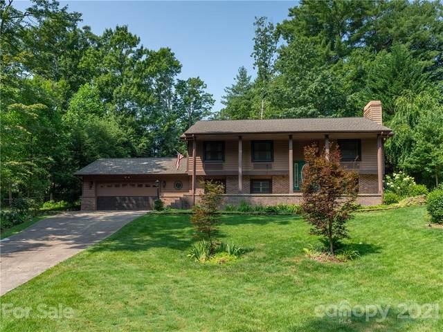 128 Scarlet Drive, Fletcher, NC 28732 (#3767802) :: MartinGroup Properties