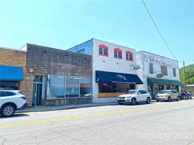 164 Bridge Street, Hot Springs, NC 28743 (#3767803) :: Stephen Cooley Real Estate Group