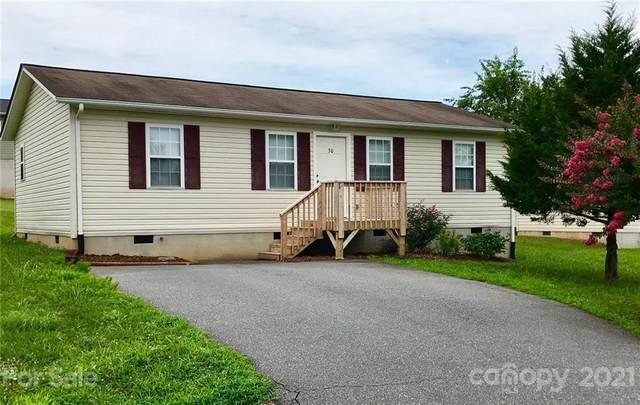 30 Serenity Lane, Hickory, NC 28601 (#3767809) :: Carmen Miller Group