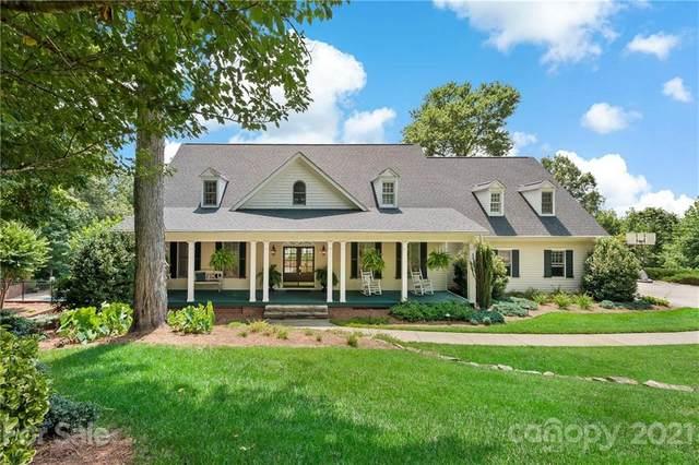 410 La Foret Drive, Morganton, NC 28655 (#3767815) :: Besecker Homes Team