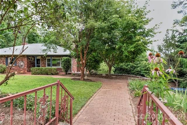 36 Clarendon Road, Asheville, NC 28806 (#3767840) :: MOVE Asheville Realty