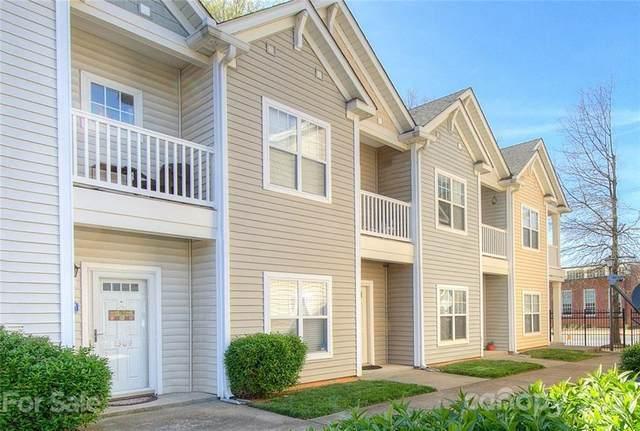 1309 Duncan Gardens Drive #30, Charlotte, NC 28206 (#3767869) :: Hansley Realty