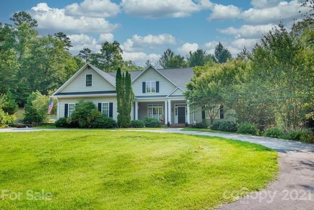 120 B Brookstone Drive B, Morganton, NC 28655 (MLS #3767900) :: RE/MAX Journey