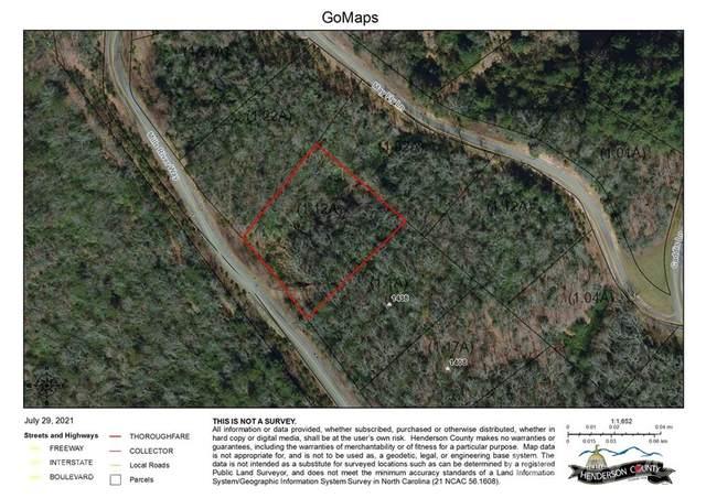 000 Mills River Way #108, Horse Shoe, NC 28742 (#3767908) :: Briggs American Homes