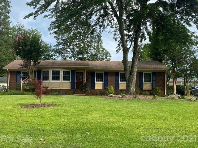 3330 Woodleaf Road, Charlotte, NC 28205 (#3767910) :: Cloninger Properties