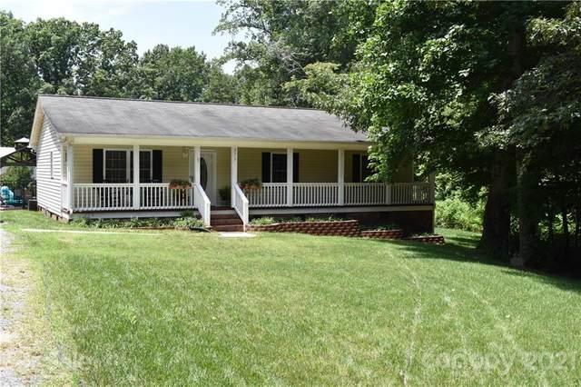 2315 Collins Drive, Albemarle, NC 28001 (#3767923) :: Hansley Realty