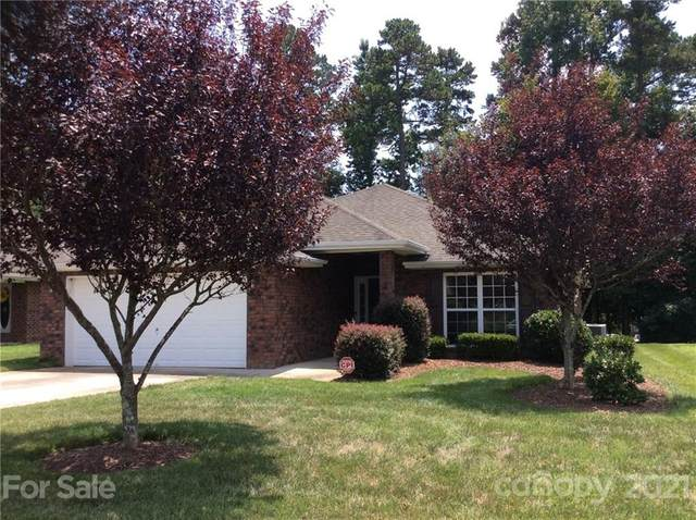 121 Newport Drive, Kannapolis, NC 28081 (#3767936) :: Hansley Realty