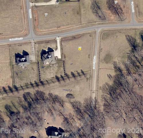 135 Carters Farm Drive #47, Statesville, NC 28625 (#3767939) :: Keller Williams South Park