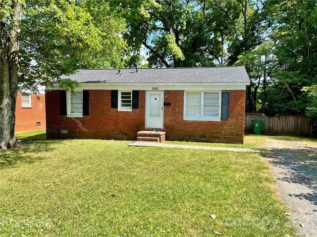 505 Sinclair Street, Charlotte, NC 28208 (#3767963) :: MartinGroup Properties