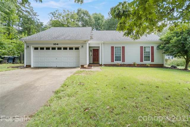 104 Remally Lane, Huntersville, NC 28078 (#3767980) :: Briggs American Homes