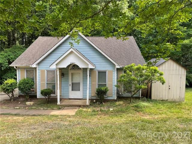 2005 Teddington Drive #34, Charlotte, NC 28214 (#3767987) :: Home and Key Realty