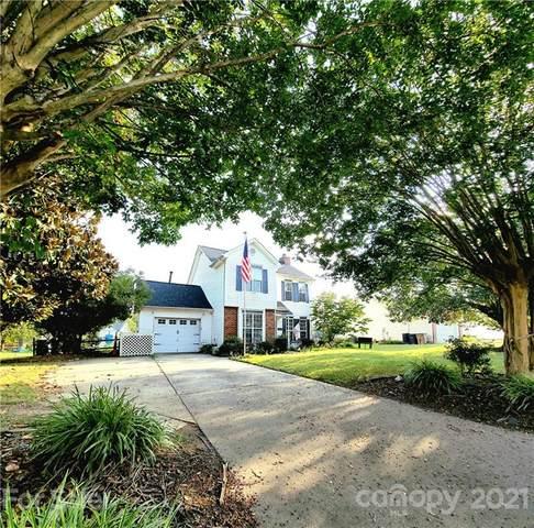 1030 Ridgefield Circle, Indian Trail, NC 28079 (#3767994) :: Mossy Oak Properties Land and Luxury