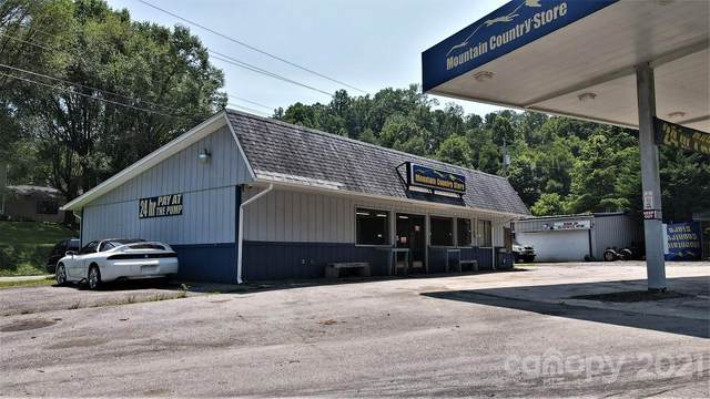 5256 E Us 74 Highway, Sylva, NC 28779 (#3767997) :: Rowena Patton's All-Star Powerhouse