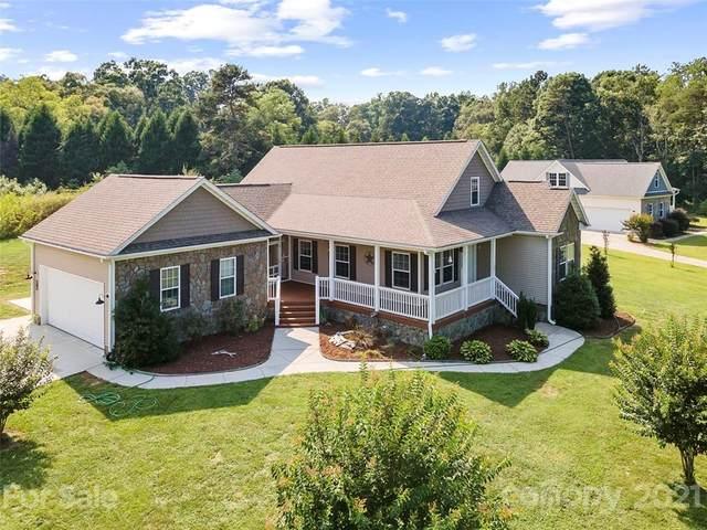 105 Cub Farm Drive, Statesville, NC 28677 (#3768054) :: MOVE Asheville Realty