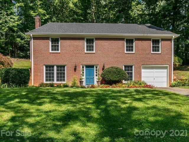 277 Foxcroft Drive, Asheville, NC 28806 (#3768130) :: Besecker Homes Team