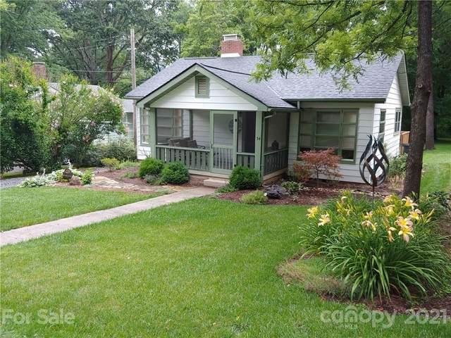 54 Miner Street, Brevard, NC 28712 (#3768136) :: Puma & Associates Realty Inc.