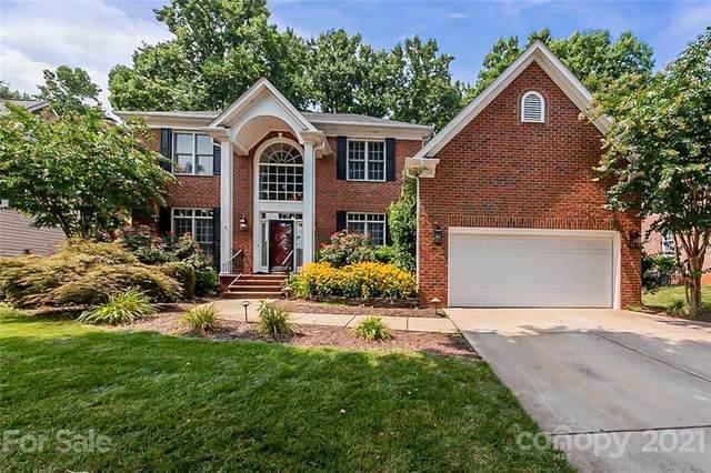 15510 Northstone Drive, Huntersville, NC 28078 (#3768200) :: Besecker Homes Team