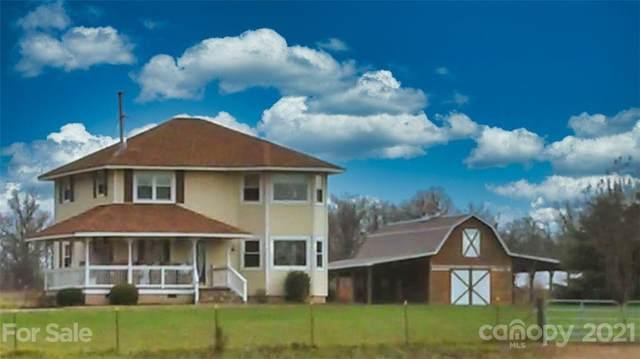 208 Clontz Long Road, Monroe, NC 28110 (#3768265) :: BluAxis Realty