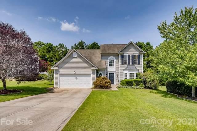 728 Georgie Street, Troutman, NC 28166 (#3768293) :: Mossy Oak Properties Land and Luxury