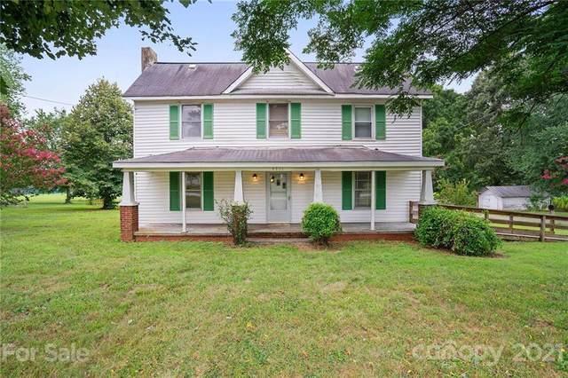 4711 Mooresville Road, Salisbury, NC 28147 (#3768307) :: Rhonda Wood Realty Group