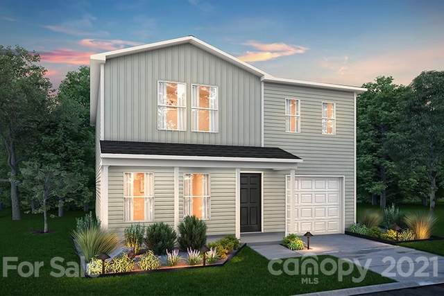2067 Country Place #27, Hickory, NC 28601 (#3768320) :: Besecker Homes Team