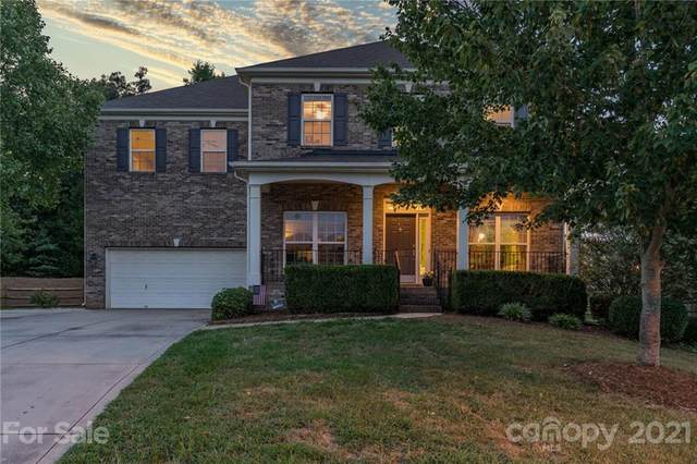 8132 Acacia Court #59, Waxhaw, NC 28173 (#3768336) :: Stephen Cooley Real Estate Group