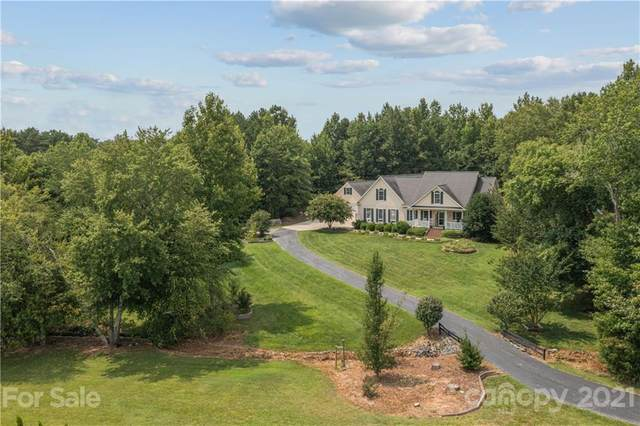 190 Echo Hill Drive, Salisbury, NC 28146 (#3768355) :: Stephen Cooley Real Estate Group