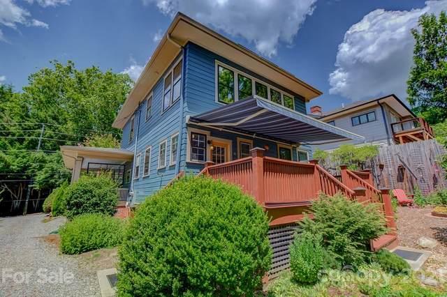 33 Baird Street #9, Asheville, NC 28801 (#3768368) :: Caulder Realty and Land Co.