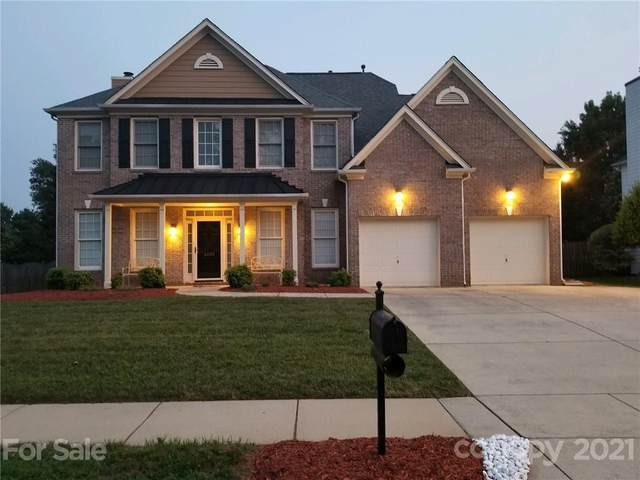 4590 Waterford Drive, Concord, NC 28027 (#3768407) :: The Allen Team