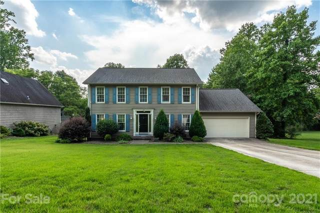 105 39th Avenue Place NW, Hickory, NC 28601 (#3768420) :: Besecker Homes Team
