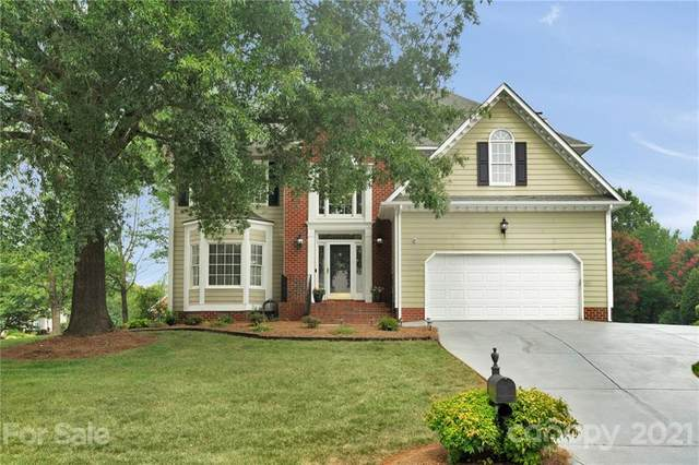 8814 Peppergrass Lane #26, Waxhaw, NC 28173 (#3768422) :: Stephen Cooley Real Estate Group