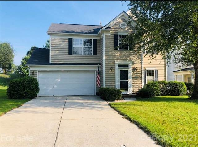 2569 Governors Pointe Court NE #14, Concord, NC 28025 (#3768445) :: Homes Charlotte