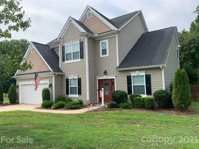 1153 Hallow Lake Terrace, Lake Wylie, SC 29710 (#3768455) :: Homes Charlotte